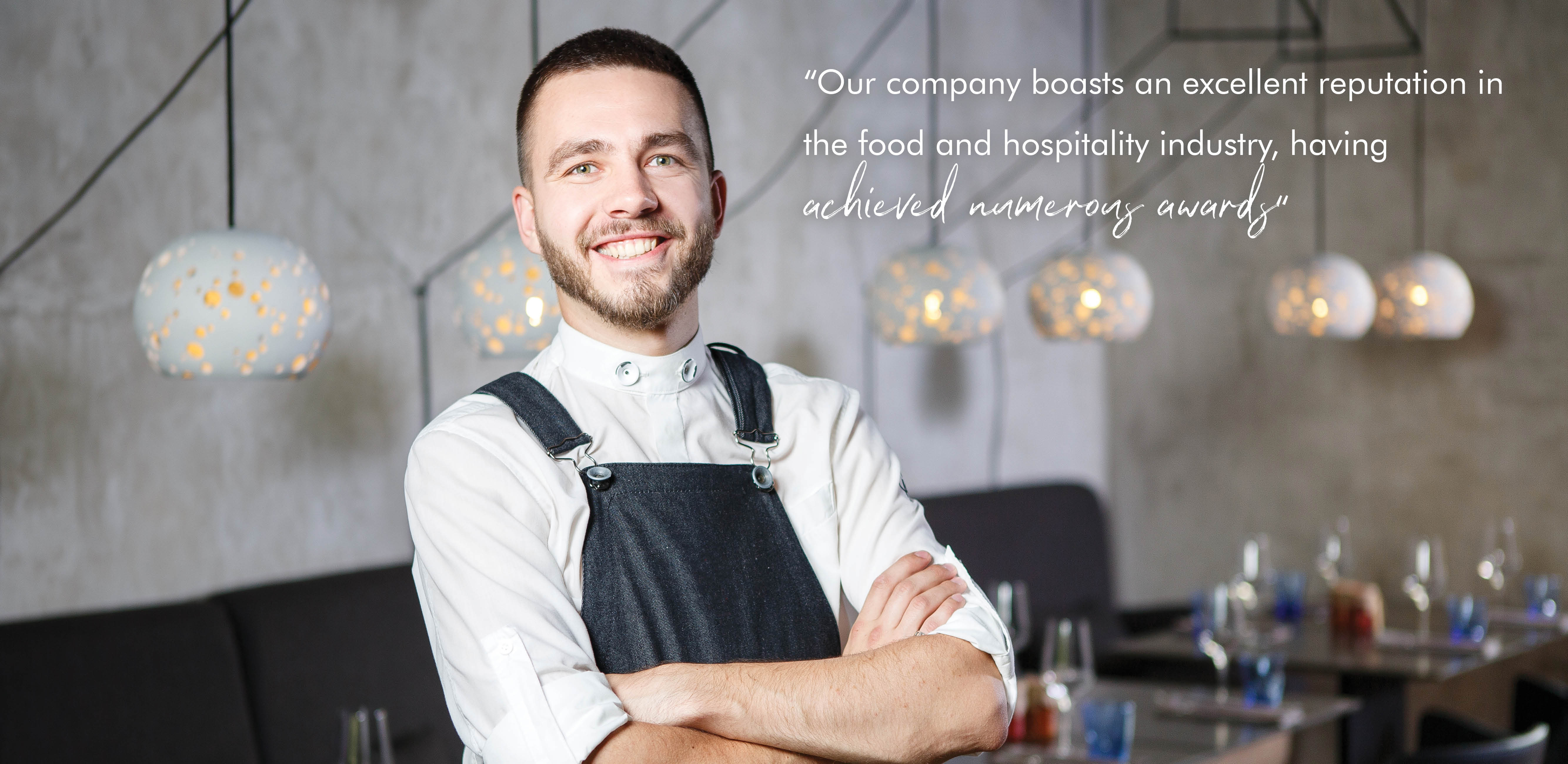 Catering HQ - management and advisory services, hospitality industry, restaurant, Steve sidd